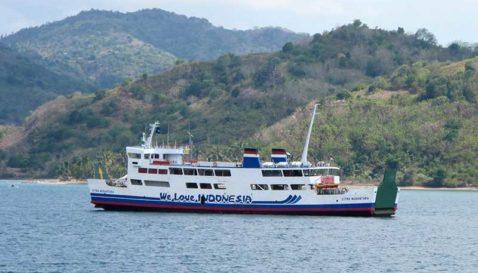 Ferry Lembar Badang Bai Lombok Bali
