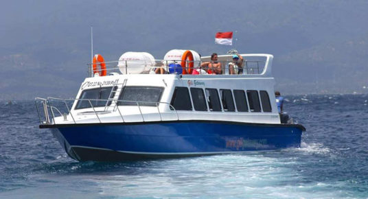 Gili Getaway Fast Boat Booking
