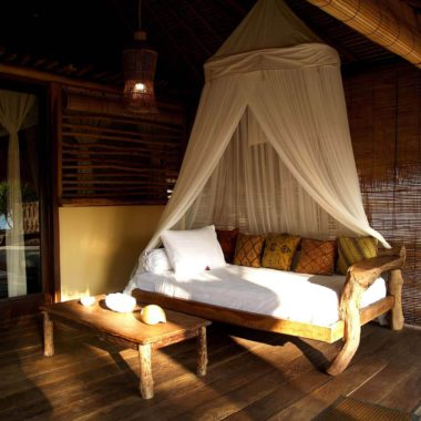 Gili Asahan Eco Lodge & Restaurant Lombok Accommodation Hotel Indonesia Holidays